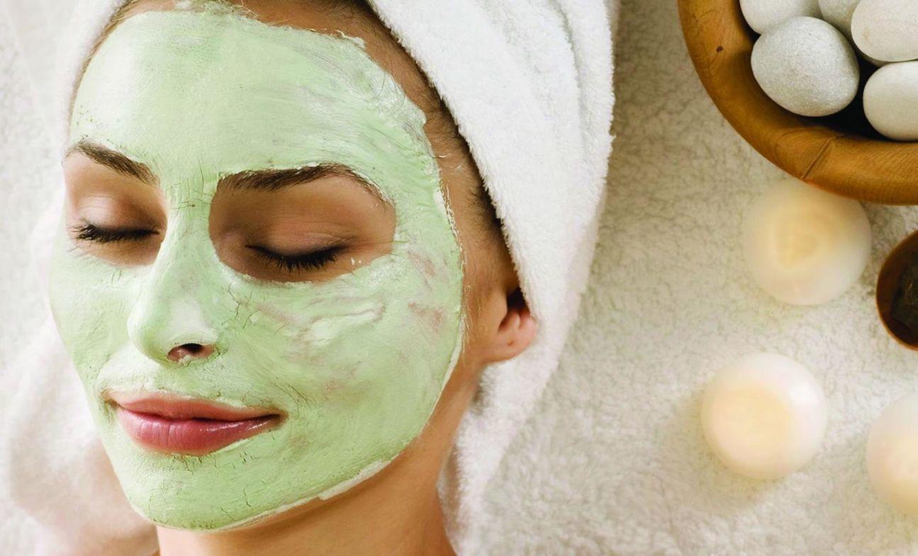 Альгинатные маски для лица — что это такое?