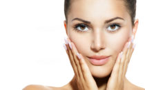Как выровнять кожу лица?