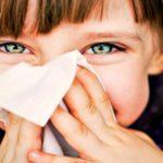 Средства от аллергии для детей