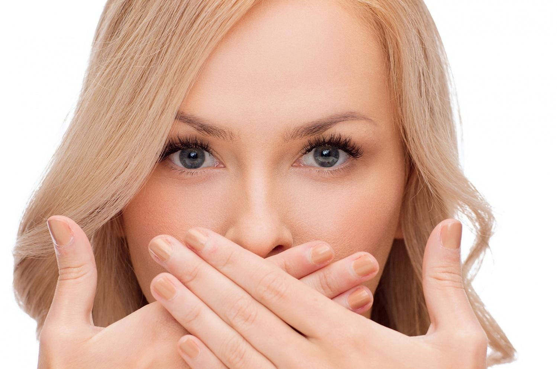 Заеды в уголках рта и губ