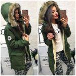 Куртка-парка с мехом - теплая куртка для осенне-зимнего сезона